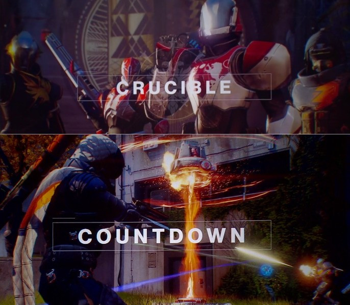 Destiny 2 PvP and Mode
