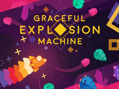 Graceful Explosion Machine Review: PS4
