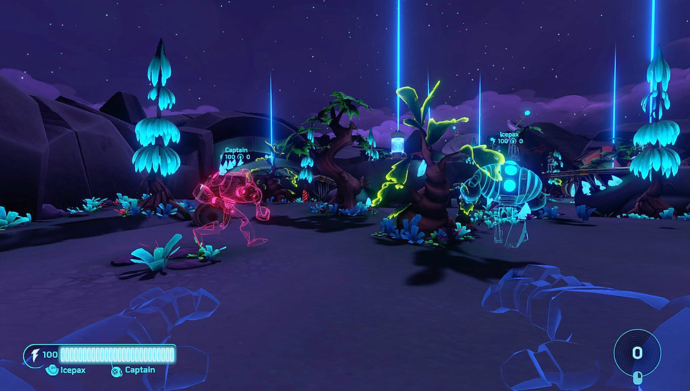 Aftercharge Screenshot Invisible Robots