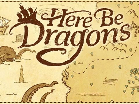 Here Be Dragons – Review, PC