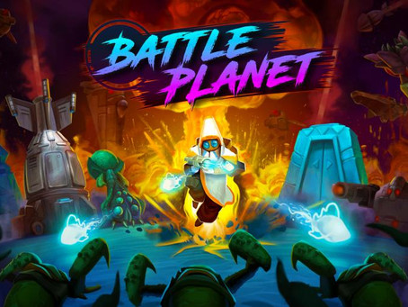 Battle Planet – Be a Savior in VR – PAX EAST 2017