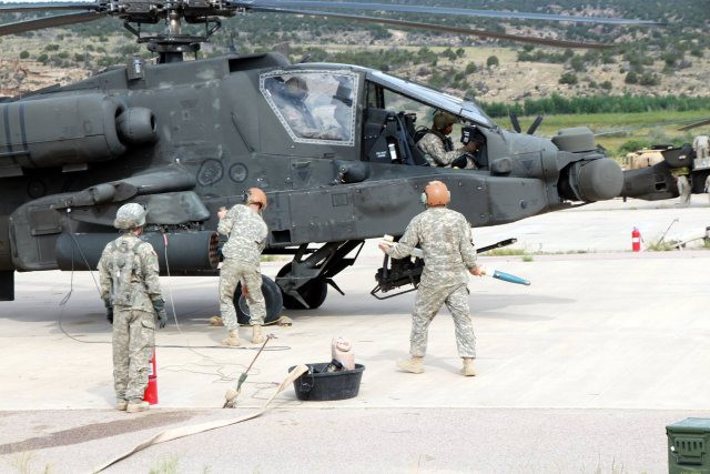 dual wield, supply crate, video games, 4th CAB, apache, pilot, maintainer, support, help, veterans, afghanistan, bagram, air field, air base,