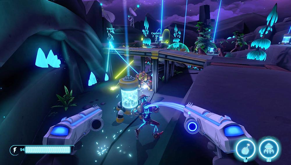 Aftercharge Screenshot Defenders Extractor