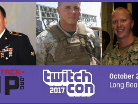 Air Assaults – Getting Ready to Stack Up at TwitchCon!