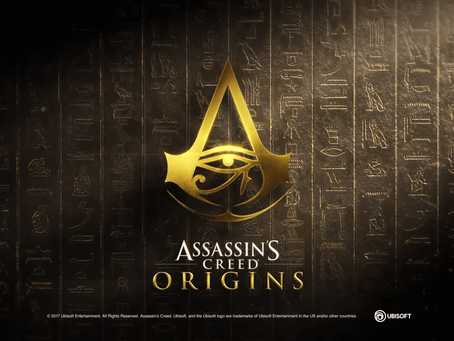 Assassin's Creed Origins – Hands on at E32017