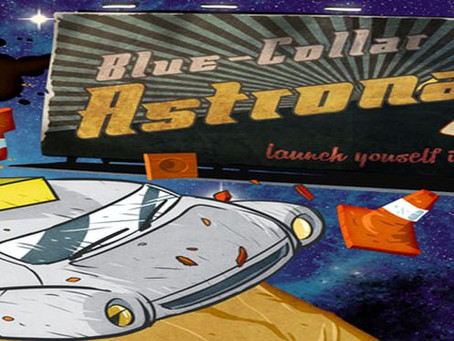 Blue Collar Astronaut Review (PS4, PS Vita)