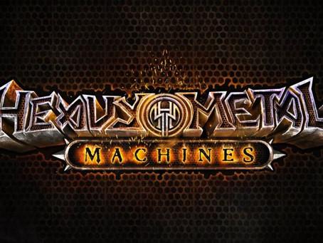 heavy metal machines twitchcon interview