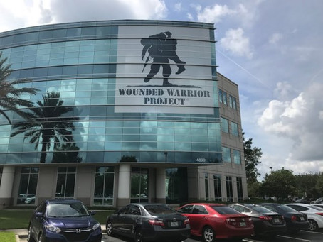 """Stack-Up's """"Live Fire"""" Event at Wounded Warrior Project HQ"""