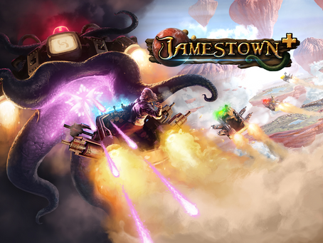 Jamestown+ Heads To Nintendo Switch
