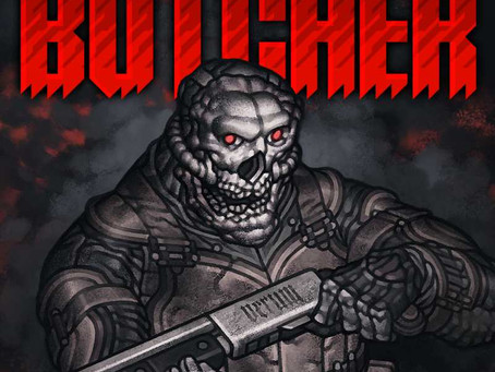 Butcher- Slaughter The Last Humans – Out Now For PS4 and Xbox One