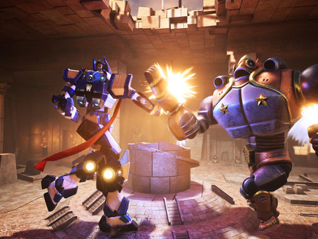Override: Mech City Brawl – Brings 4v4 Carnage This Holiday Season