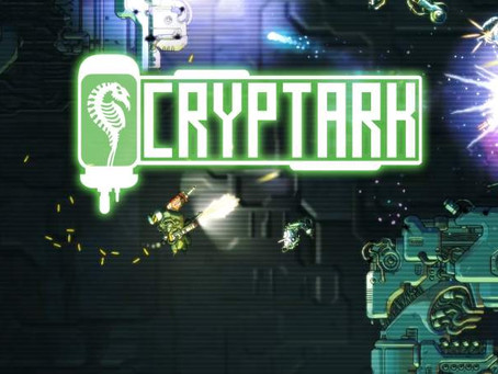 Cryptark – Launches for PS4 and Steam on June 20th