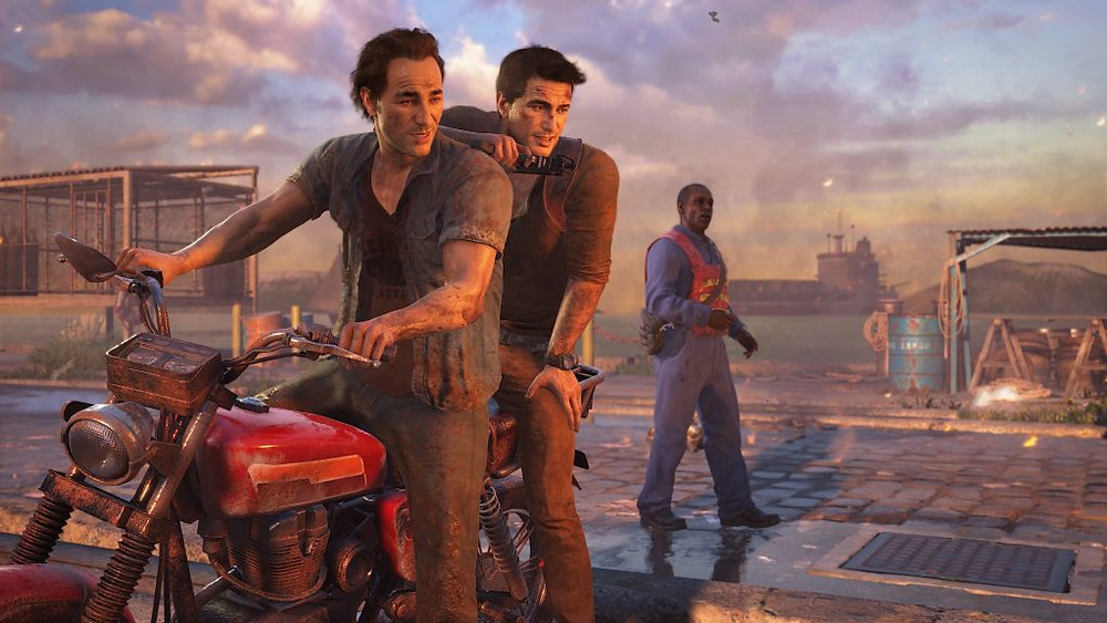 Uncharted4two