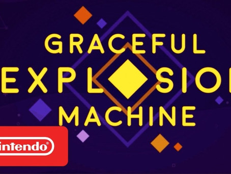 Graceful Explosion Machine – Explodes Gracefully – PAX EAST 2017