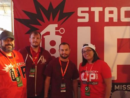 Stacking Up at Quake Con 2018