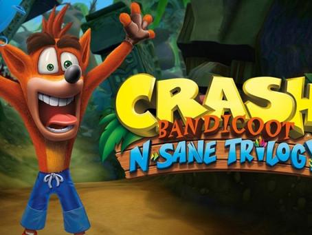 Crash Bandicoot goes N'Sane in PAX East 2017 Demo