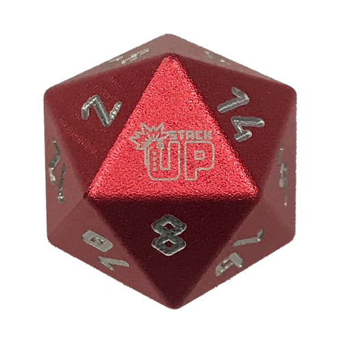 Stack Up x Norse Foundry D20