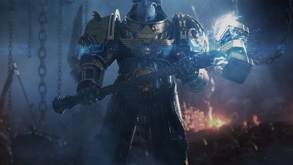 Warhammer 40K Inquisitor: Martyr