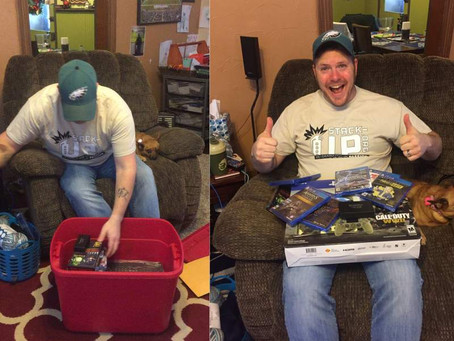 Supply Crate – Hundred Heroes Update #1