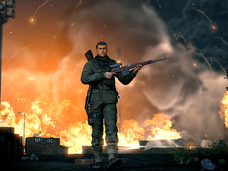 PAX EAST 2019: Hands-On with Sniper Elite V2 Remastered and Sniper Elite III on the Switch