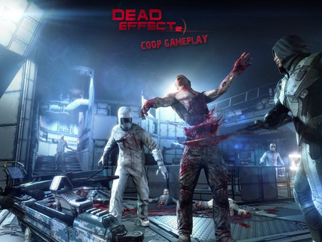 dead effect 2 face your fears on consoles