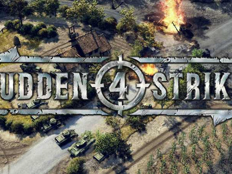 Sudden Strike 4 – Once More Into the Breach