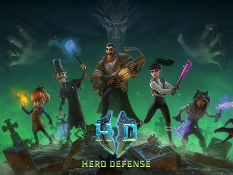 Hero Defense – Heading to Defend Consoles this Fall