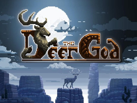 The Deer God – Now on PlayStation 4 and PlayStation Vita