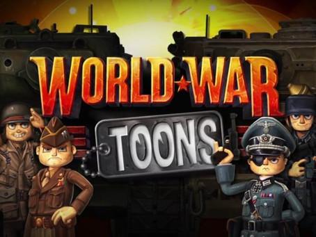 world war toons interview developer