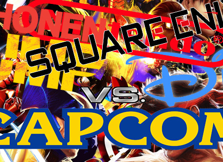 five franchises deserve marvel vs capcom treatment