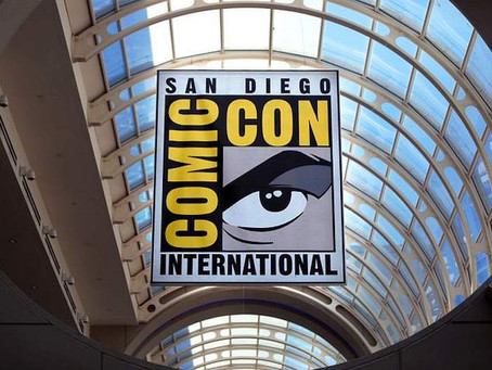 Air Assaults – Stacking Up at San Diego Comic Con!