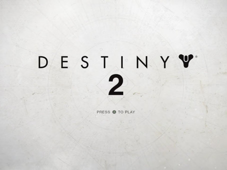 Getting Ready for Destiny 2 Beta