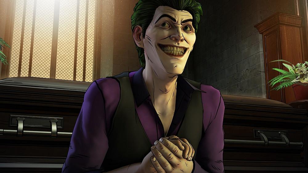 TellTale Batman: The Enemy Within Joker 1