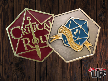 Call To Arms – Critical Role Winners!