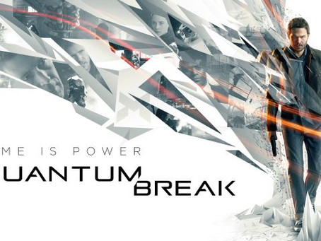 quantum break review xb1