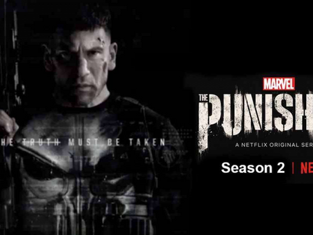 The Punisher Season 2 (Netflix)