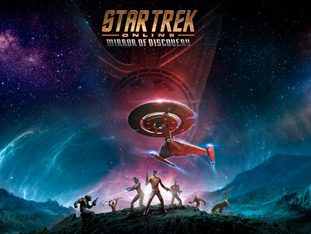 Star Trek Online launches Mirror of Destiny