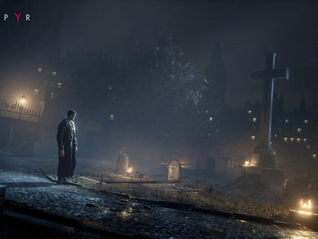 e3 2016 vampyr arrives terrify gamers night