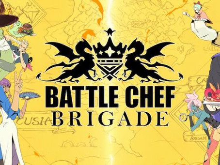 Battle Chef Brigade – Brings the Fight into your Kitchen – PAX West