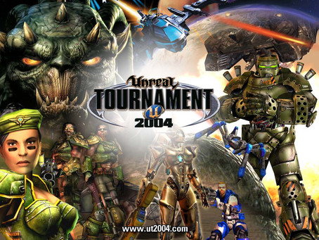 unreal tournament 2004 look back esports