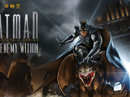 TellTale Batman: The Enemy Within Released With A Bang!