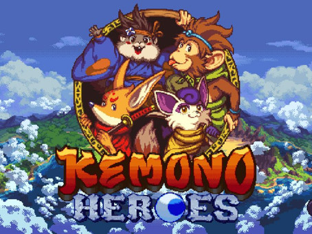 Kemono Heroes Review | The Four Musketeers
