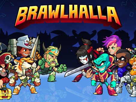 brawlhalla interview rtx 2016