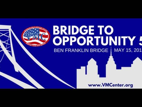 philadelphia hosting bridge opportunity 5k may 15th