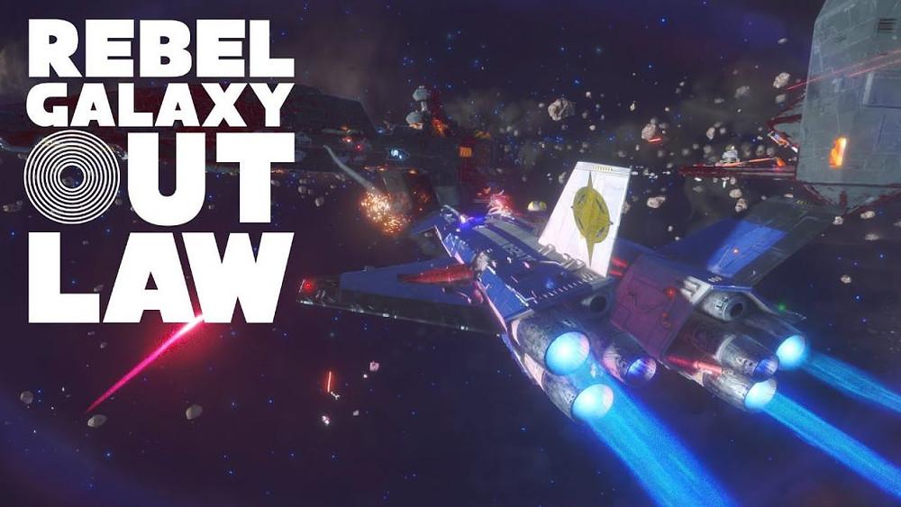 Rebel galaxy: Outlaw