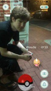 Anthony Pokemon GO