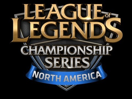 league of legends north american league championship series line up