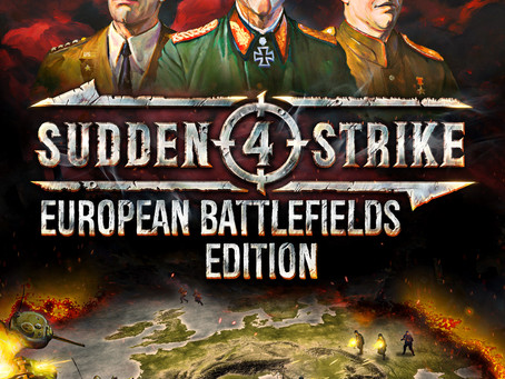 Sudden Strike 4 – Coming Soon to Xbox One
