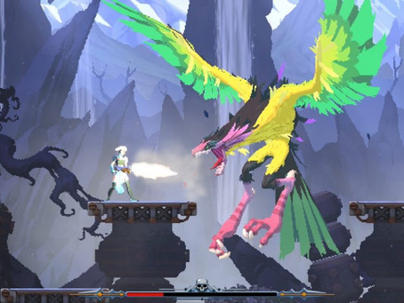 PAX EAST: Action Sidescroller Foregone now available on Epic Games Early Access