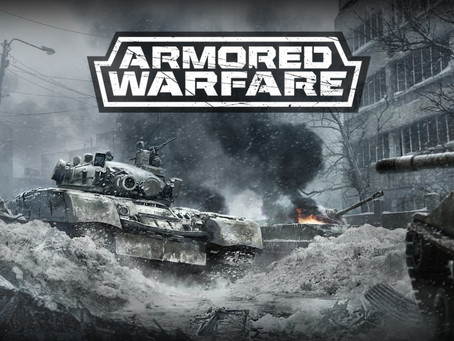 armored warfare stacks up for charity stream event